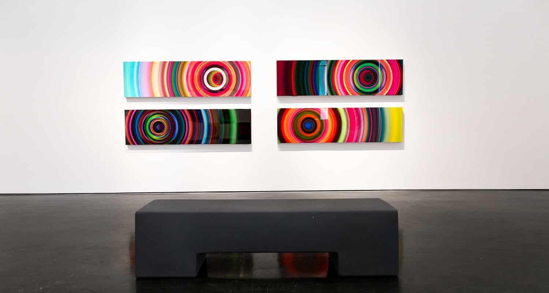 Franco DeFrancesca, installation of