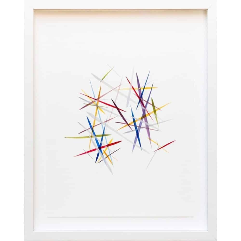 "Michael Batty, ""July 2, 2014"", 2014 - Newzones Gallery, Calgary"