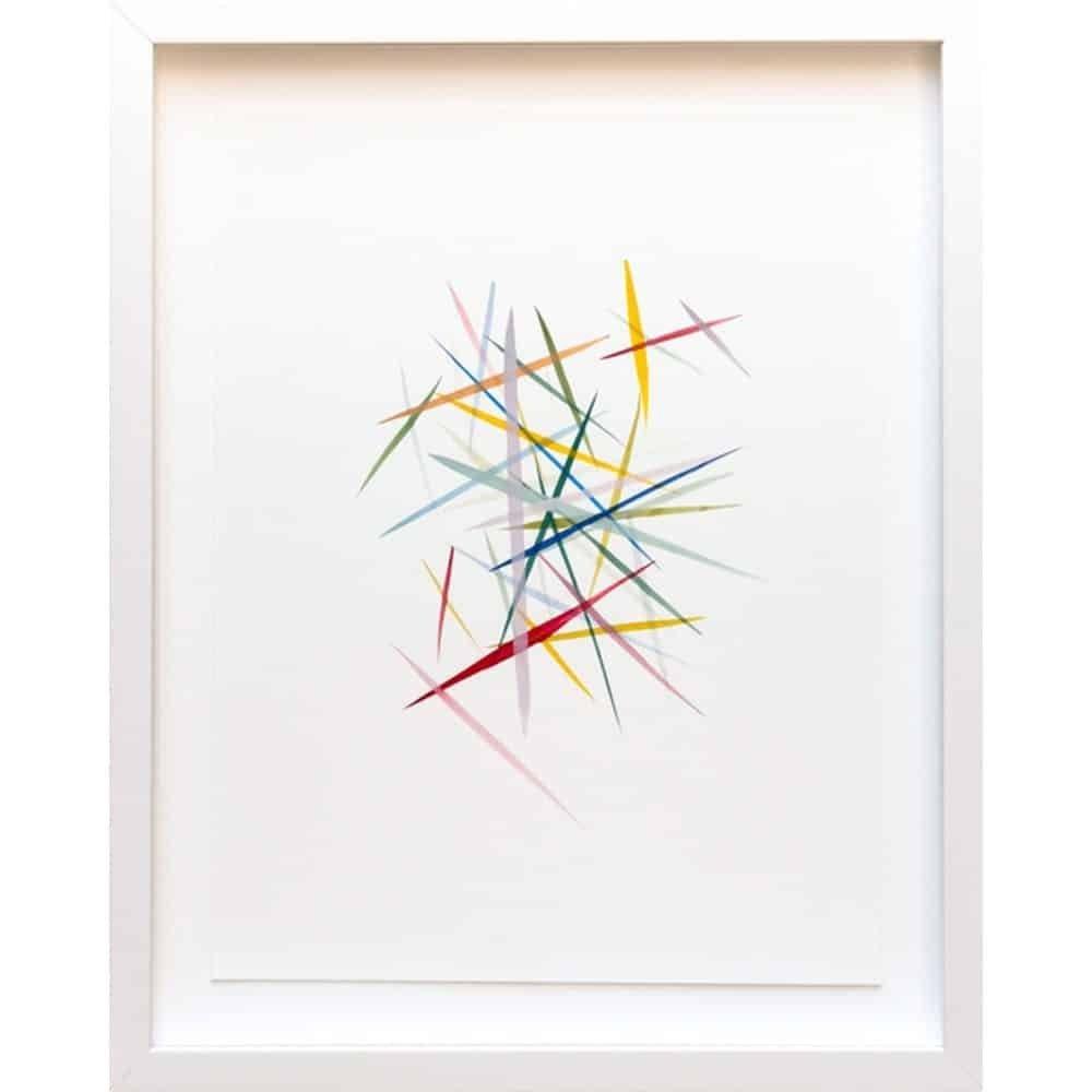 """Michael Batty, """"June 29, 2014"""", 2014 - Newzones Gallery, Calgary"""