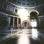 "Dianne Bos, ""Pantheon Interior, Rome"", 2008, CPrint - Newzones Gallery, Calgary"