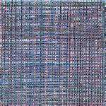 "Vicky Christou, ""Small Grid 1"", 2013, Acrylic on Panel, 12 x 12 in. - Newzones Gallery, Calgary"