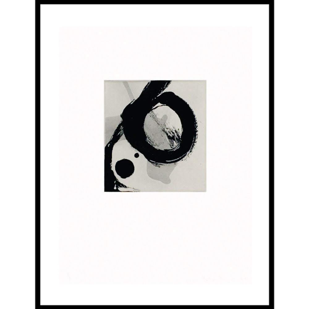 "Yechel Gagnon, ""Sutra"", 2008, Paper, 15 x 11 inches - Newzones Gallery, Calgary"