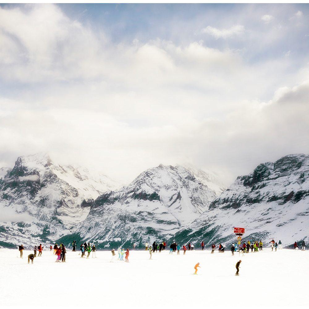 Joshua Jensen-Nagle, More Mountains More You, 2014, Newzones Gallery, Calgary