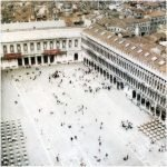 Joshua Jensen-Nagle, St Marks Square with Venice Background, 2008, Newzones Gallery, Calgary
