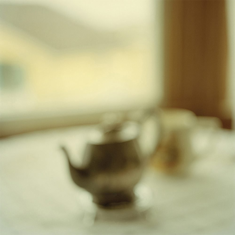 """Virginia Mak, """"The Comfort of Objects Untitled 1 Teapot"""", 2012, CPrint - Newzones Gallery, Calgary"""