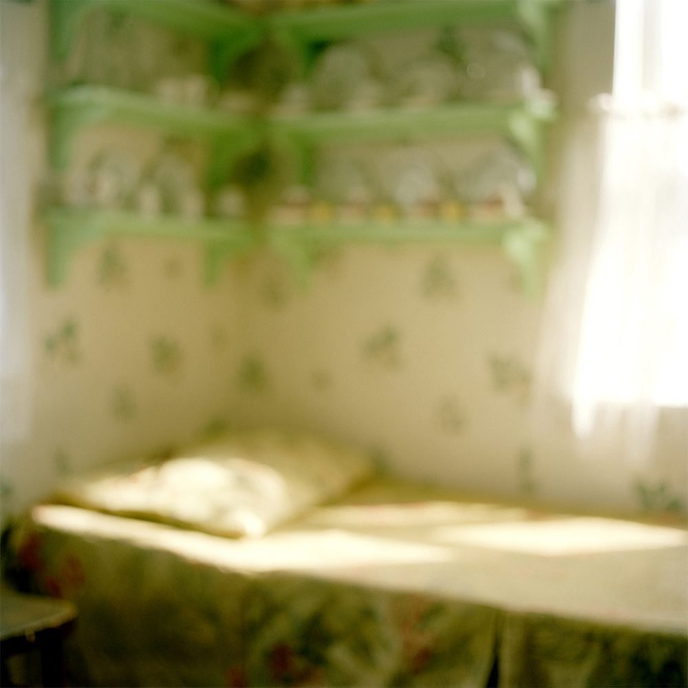 """Virginia Mak, """"The Comfort of Objects Untitled 04 Daybed"""", 2012, CPrint - Newzones Gallery, Calgary"""