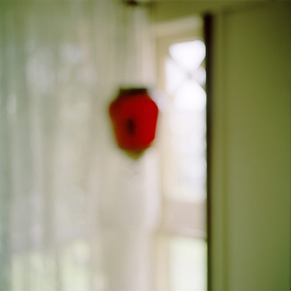 "Virginia Mak, ""The Comfort of Objects Untitled 10 Red Lantern"", 2012, CPrint - Newzones Gallery, Calgary"