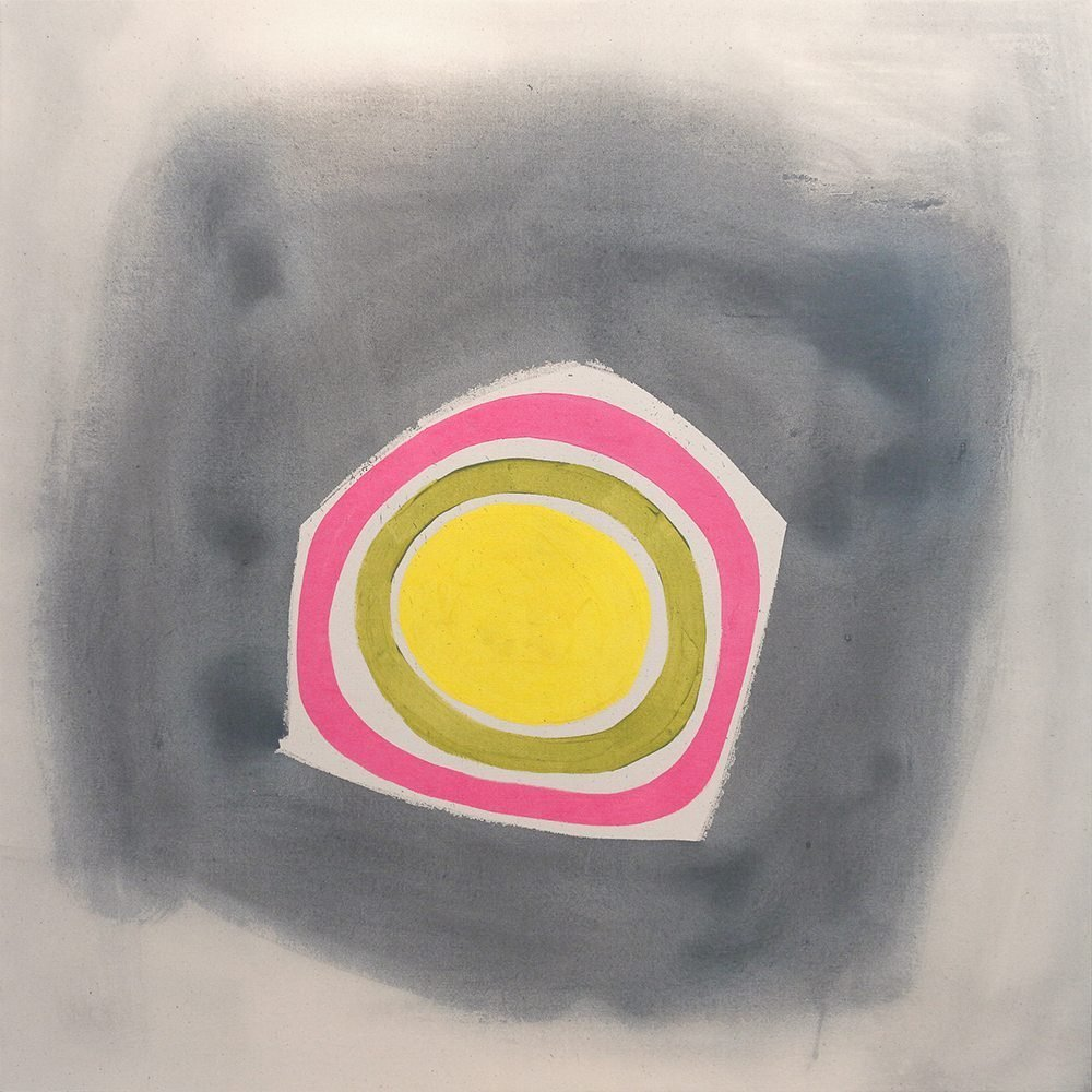 "William Perehudoff, ""AC-87-84"", 1987, Acrylic on Canvas, 54.5 x 54.5 inches - Newzones Gallery, Calgary"