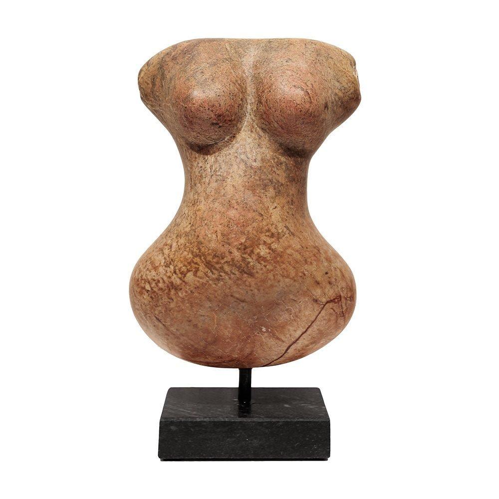 "Evelyne Brader-Frank, ""Anna 1362"", 2015, 12 x 7 x 4 - Newzones Gallery, Calgary"