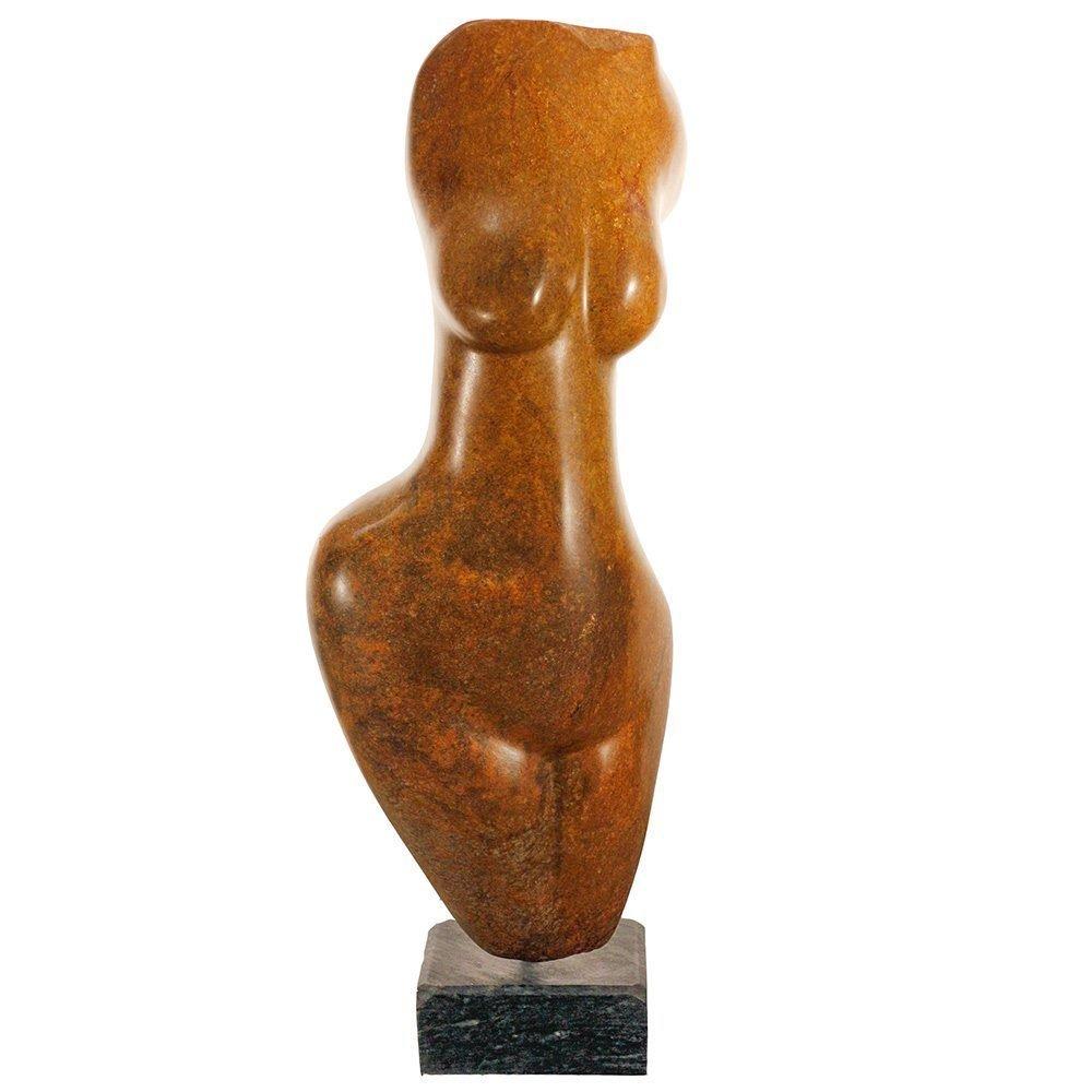 "Evelyne Brader-Frank, ""Freia 1339"", 2014, 26 x 9 x 8.5 - Newzones Gallery, Calgary"