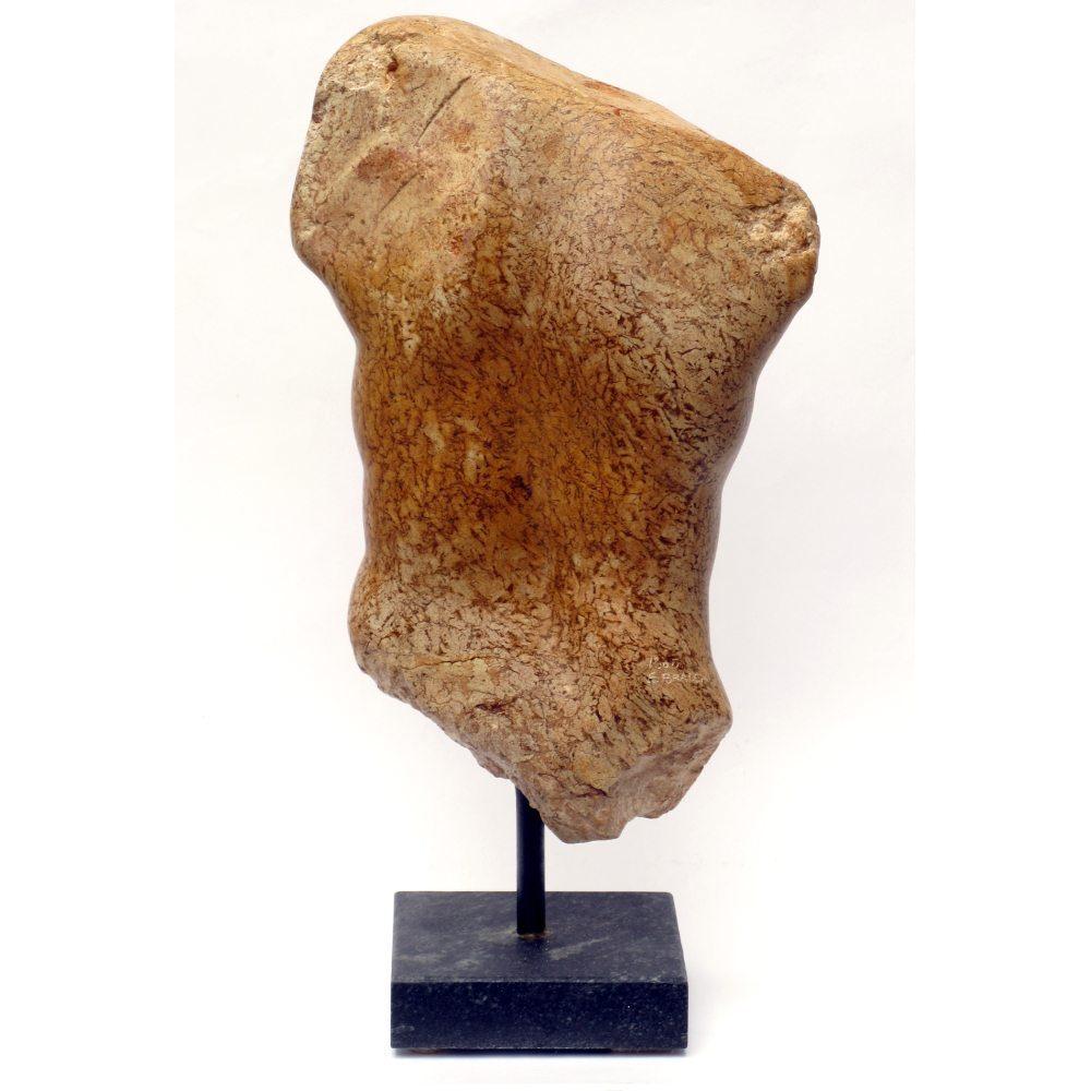 "Evelyne Brader-Frank, ""Jason 1305"", 2011, 17 x 8.5 x 3.5 - Newzones Gallery, Calgary"
