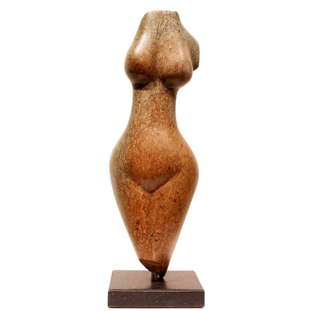 "Evelyne Brader-Frank, ""Silvana 1333"", 2013, 21 x 6.5 x 5.5 - Newzones Gallery, Calgary"