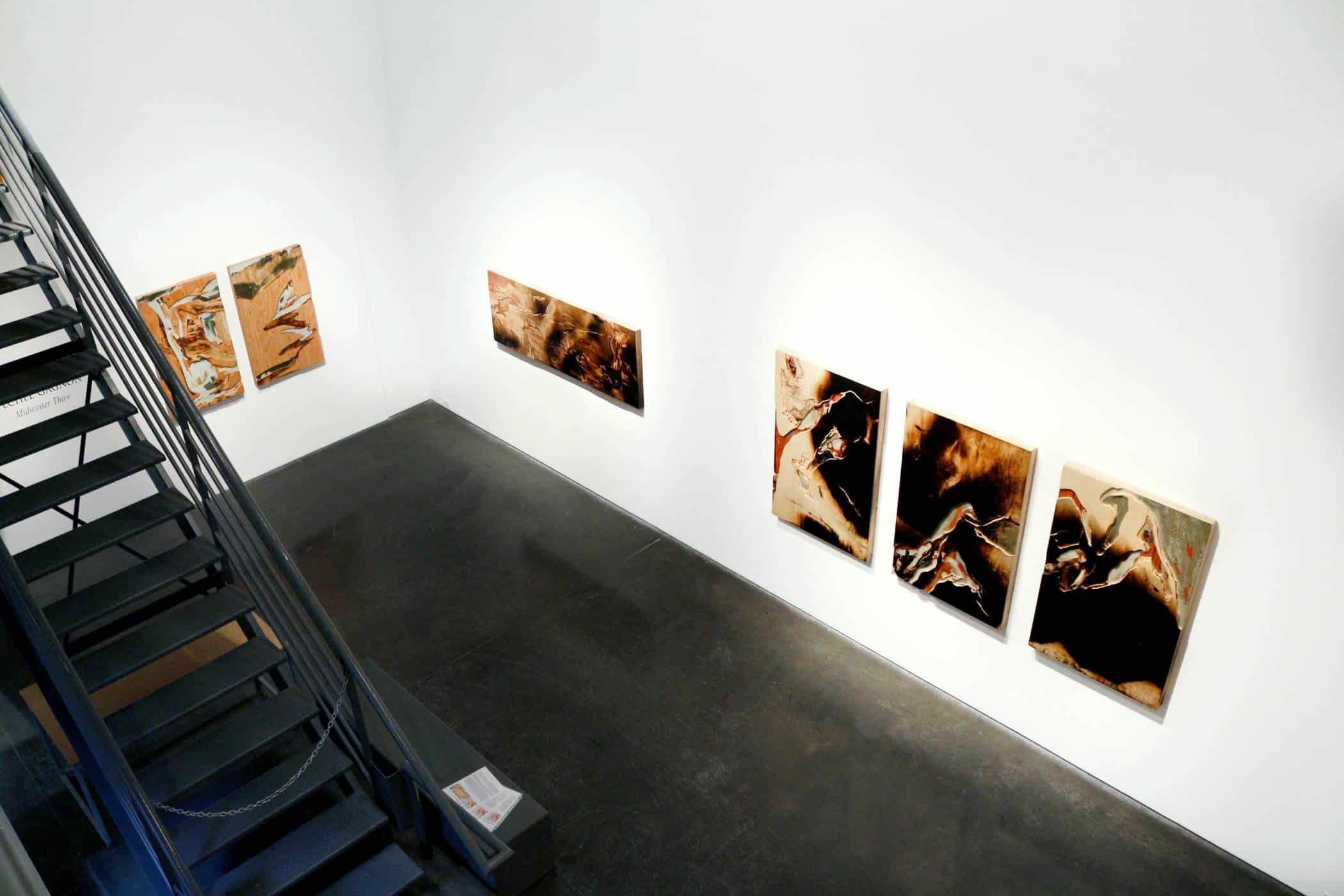 Installation, Yechel Gagnon