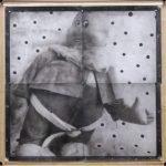 "James Holroyd, ""Zeb"", 2008 - Newzones Gallery, Calgary"