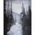 "John Folsom, ""August"", 2014 - Newzones Gallery, Calgary"