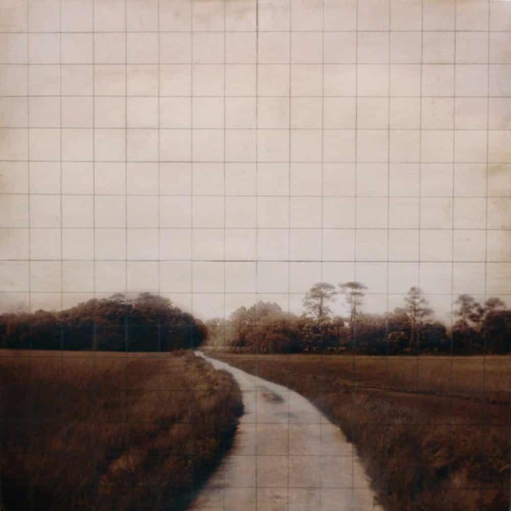 "John Folsom, ""Botany Bay Plantation Boardwalk"", 2011 - Newzones Gallery, Calgary"