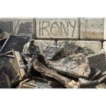 "Stuart McCall,"" Industrial Landscapes, Irony"", 2007 - Newzones Gallery, Calgary"