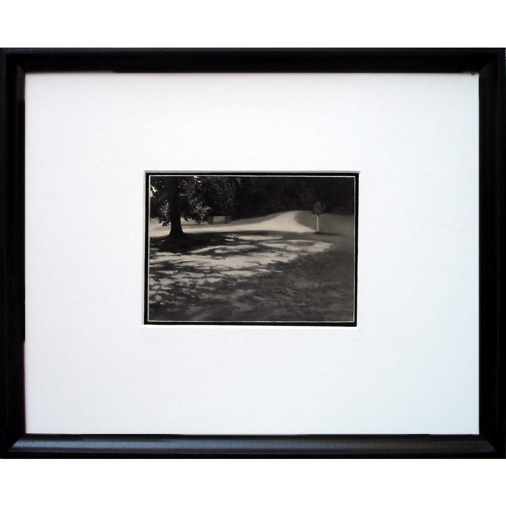 "Don Pollack, ""Picketts Mill"", 2004 - Newzones Gallery, Calgary"