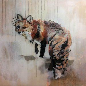 walrod_red-fox-gaze_2017_36x36-edit