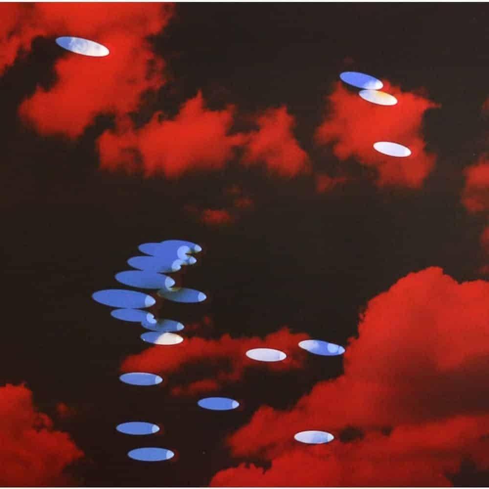 """Dianne Bos, """"Flanders Night Sky 3"""", 2014, CPrint - Newzones Gallery, Calgary"""