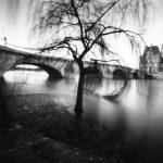 "Dianne Bos, ""Flooded Seine, Paris"", 2013, CPrint - Newzones Gallery, Calgary"