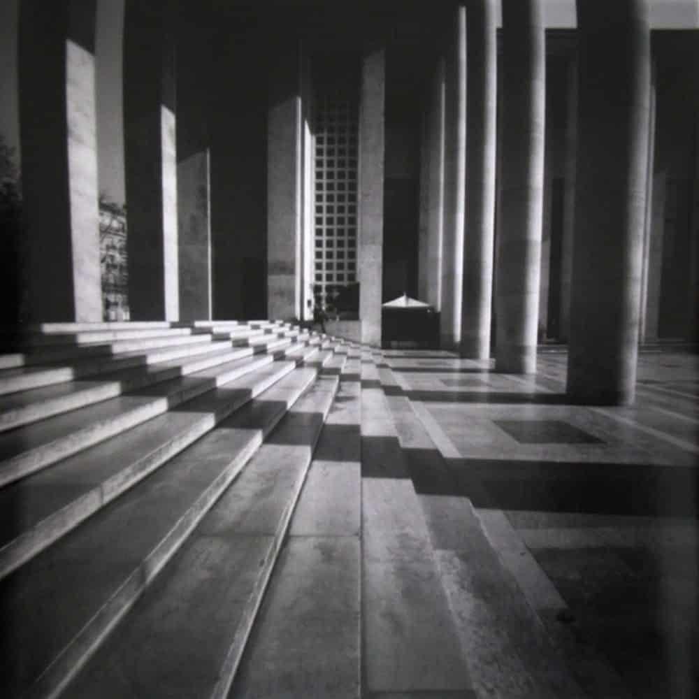 "Dianne Bos, ""Palais Tokyo 1, Paris"", 2003 - Newzones Gallery, Calgary"