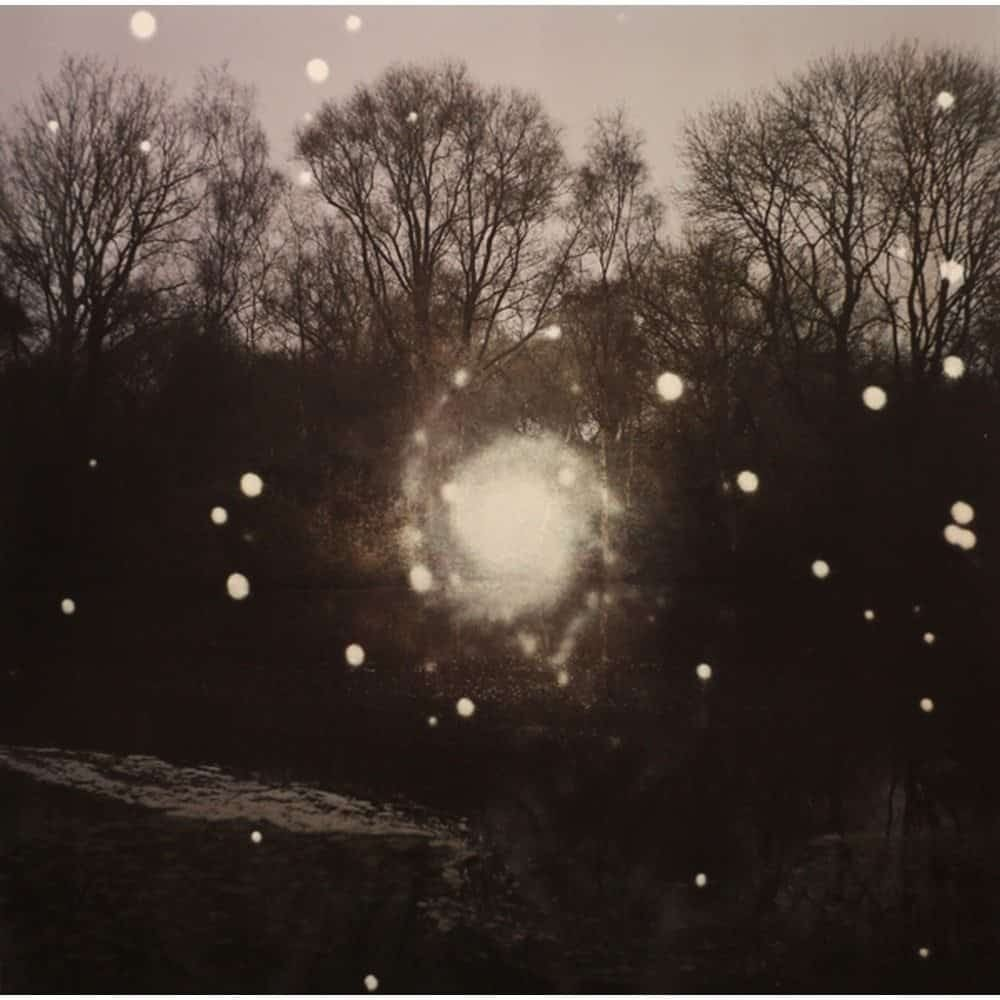 """Dianne Bos, """"Pool of Peace and Stars"""", 2015, CPrint - Newzones Gallery, Calgary"""