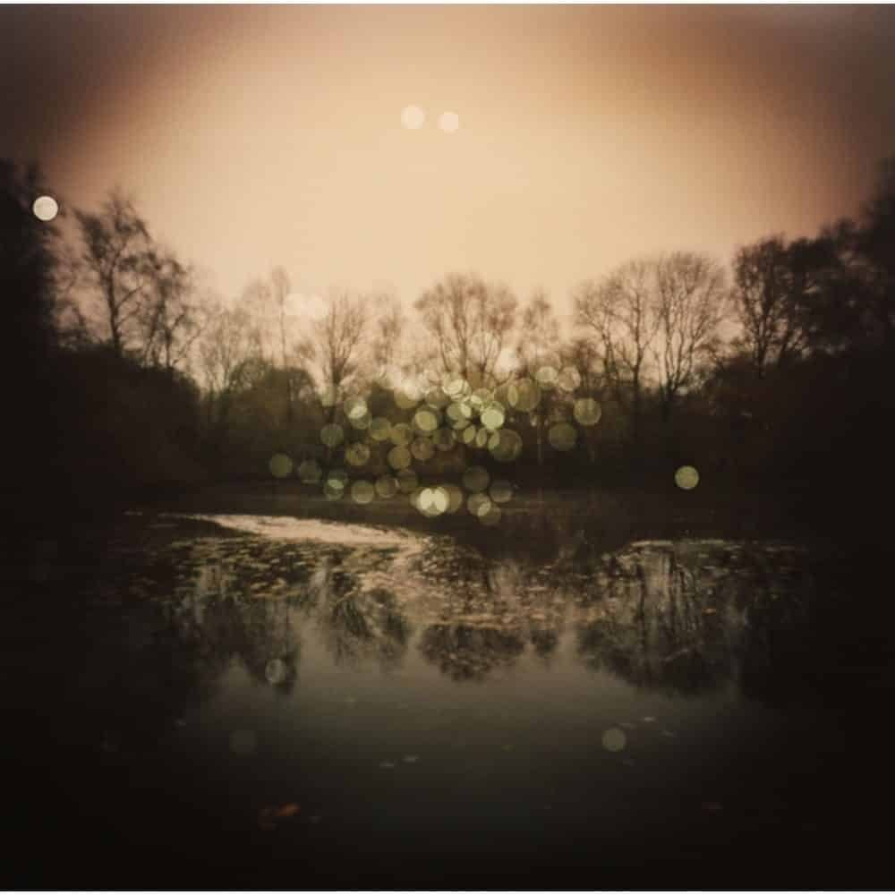 "Dianne Bos, ""Pool of Peace, the Spanbroekmolen Mine Crater, Belgium"", 2014, CPrint - Newzones Gallery, Calgary"