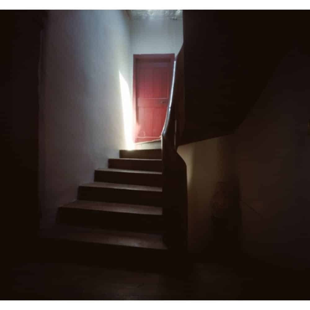 "Dianne Bos, ""Red Door, France"", 2007, CPrint - Newzones Gallery, Calgary"