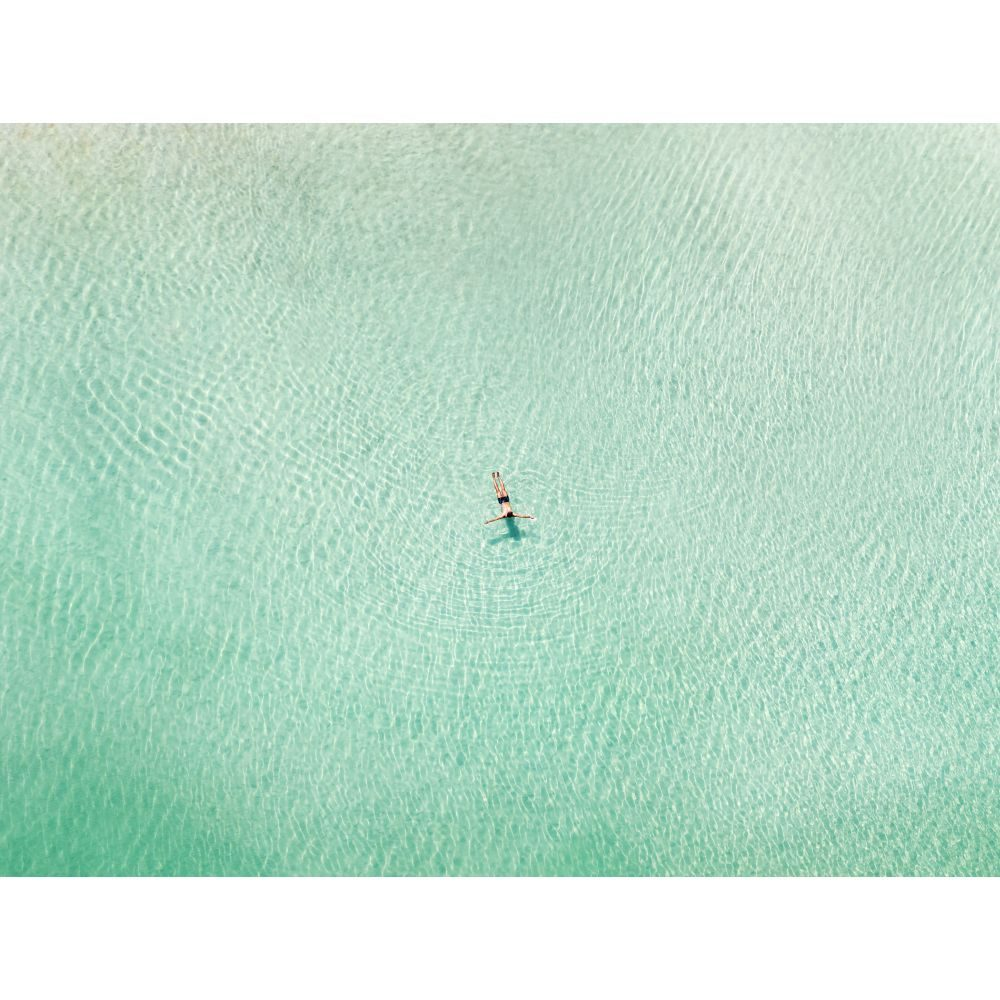 "Joshua Jensen-Nagle, "" Carry Me Away"", 2017, Photo/Plexi - Newzones Gallery, Calgary"