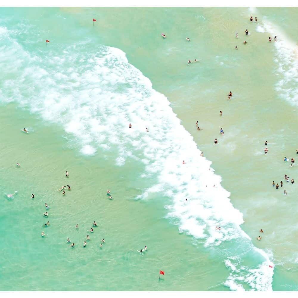 Joshua Jensen-Nagle, Swimmers of the Sea, 2017, Newzones Gallery, Calgary