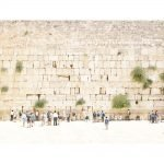 "Joshua Jensen-Nagle, ""The Western Wall"", 2017, Photo/Plexi - Newzones Gallery, Calgary"