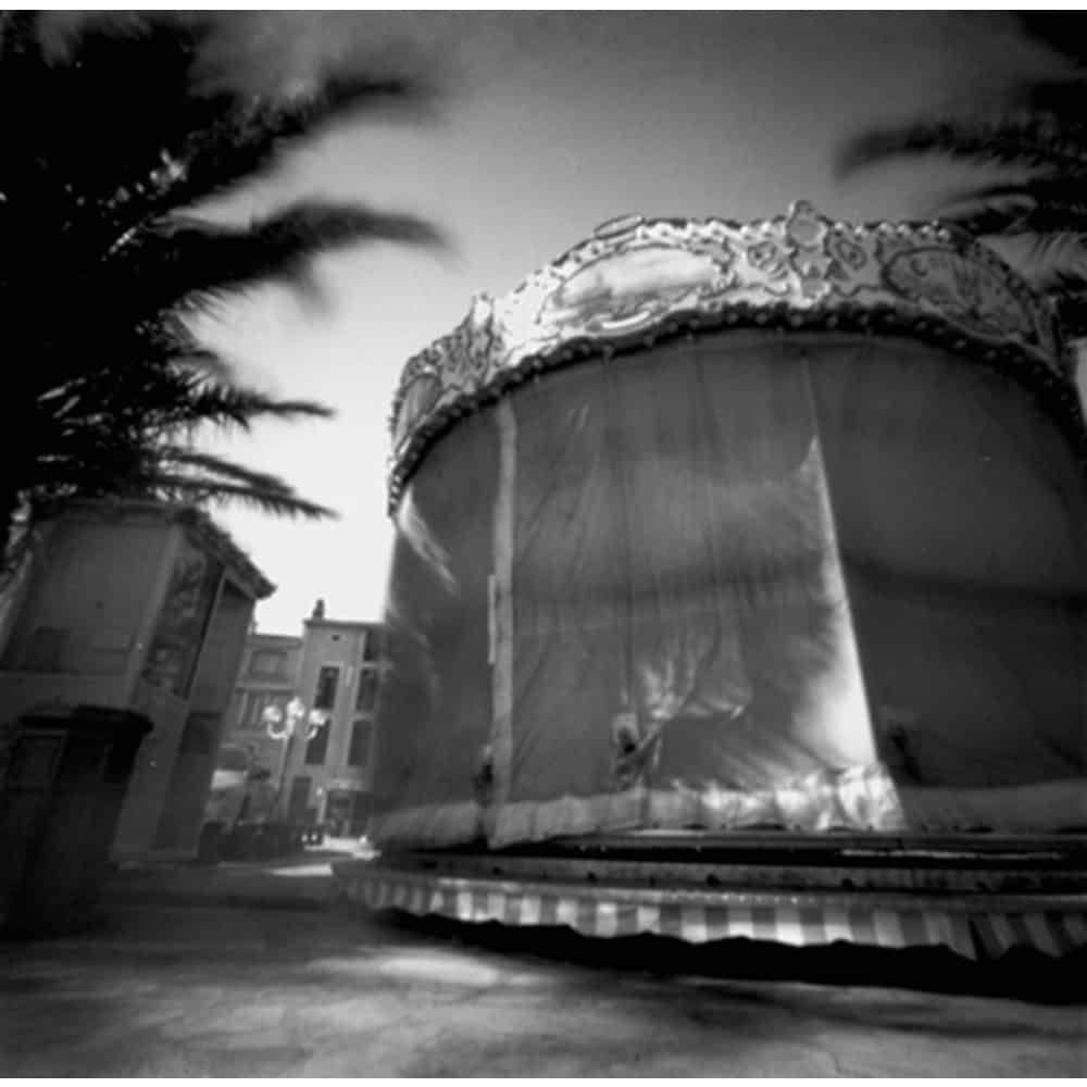 """Dianne Bos, """"Carousel 1 Collioure, France"""", 2005 - Newzones Gallery, Calgary"""