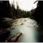 Dianne Bos, Expedition series, asulkan brook, 2000, 30x30
