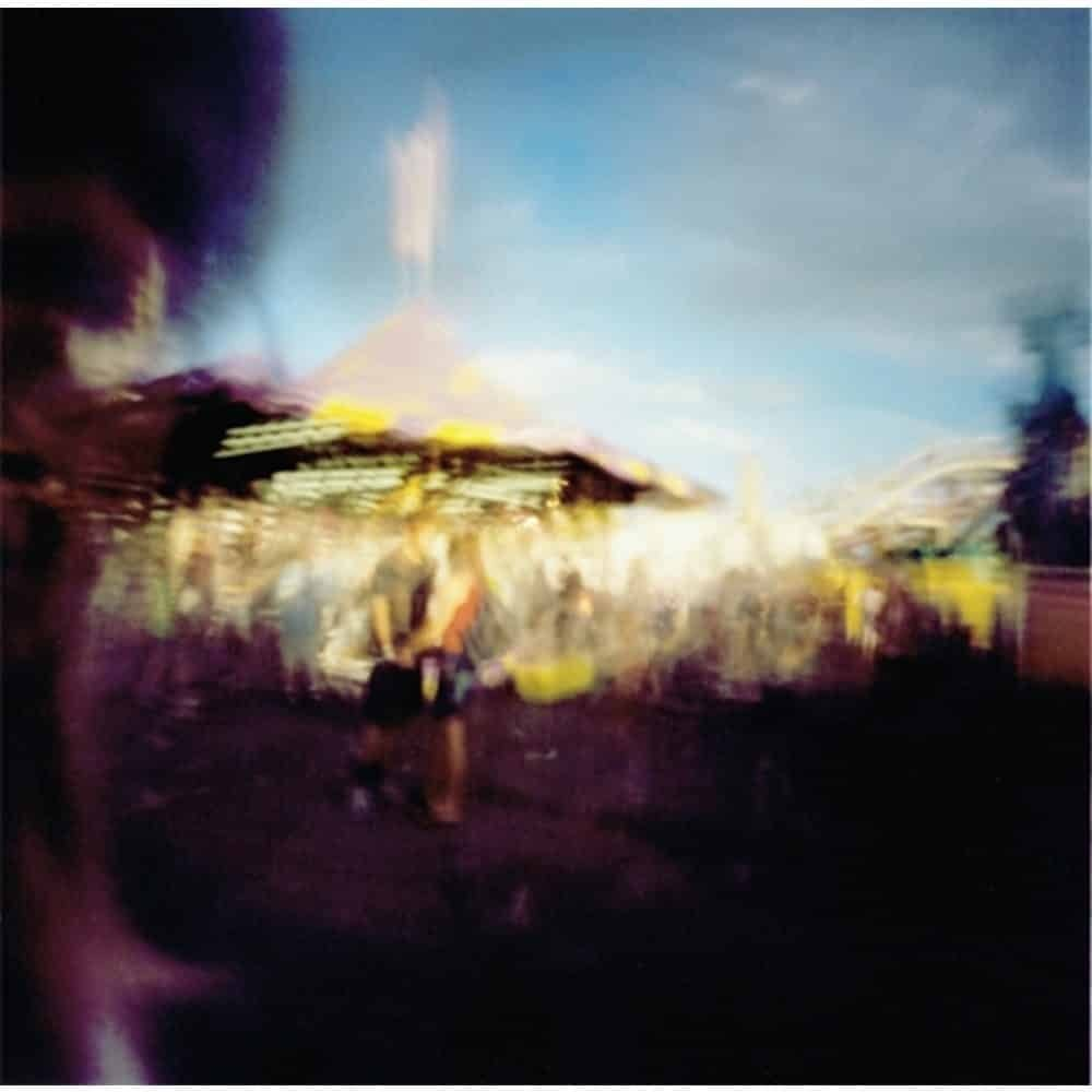 """Dianne Bos, """"Stampede Midway 4, Couple, Calgary"""", 2004 - Newzones Gallery, Calgary"""
