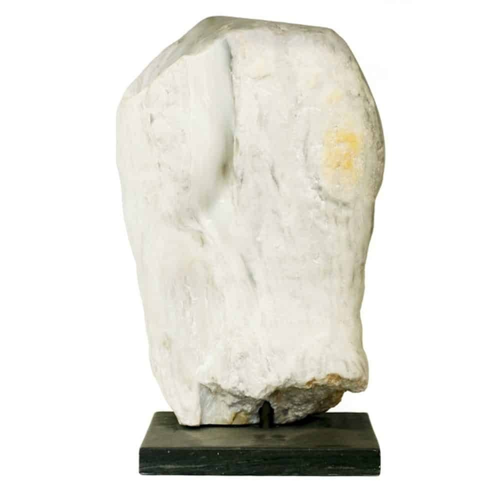 "Evelyne Brader-Frank, ""Inachus"", 2000, 19.5 x 11 x 7 - Newzones Gallery, Calgary"
