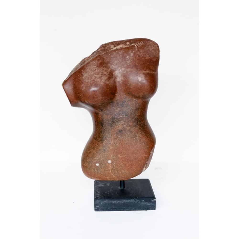 "Evelyne Brader-Frank, ""Luciana 1386"", 2016, 13.5 x 8 x 4.5 - Newzones Gallery, Calgary"