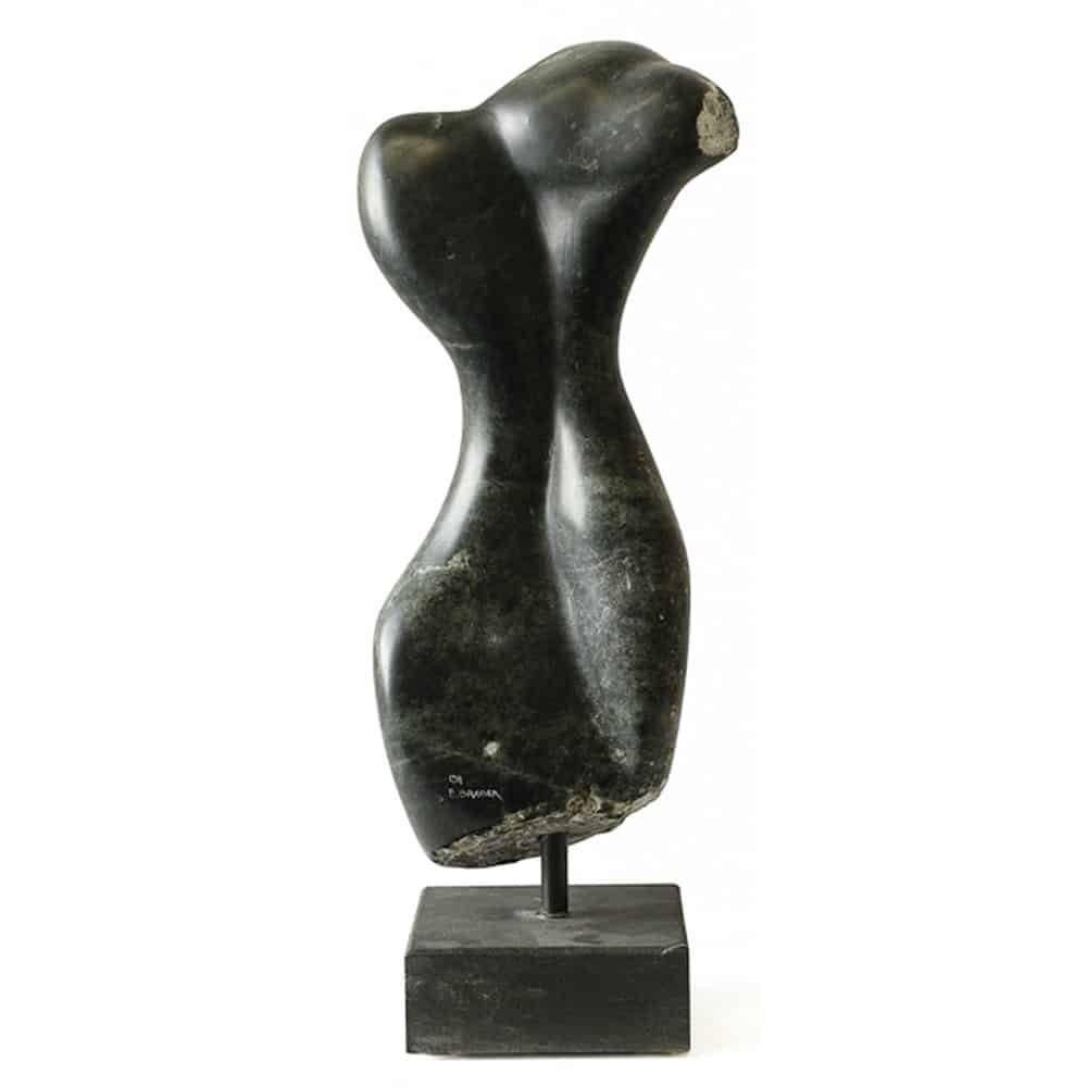 "Evelyne Brader-Frank, ""Nox 1311"", 2012, 17 x 5 - Newzones Gallery, Calgary"