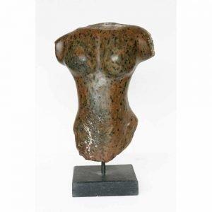 "Evelyne Brader-Frank, ""Petronia 1 1384"", 2016, 13 x 7.5 x 4.5 - Newzones Gallery, Calgary"
