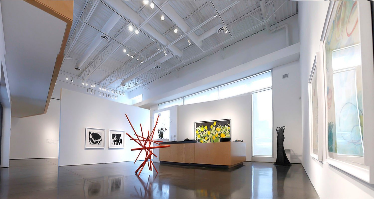 Newzones Gallery of Contemporary Art - Front Gallery