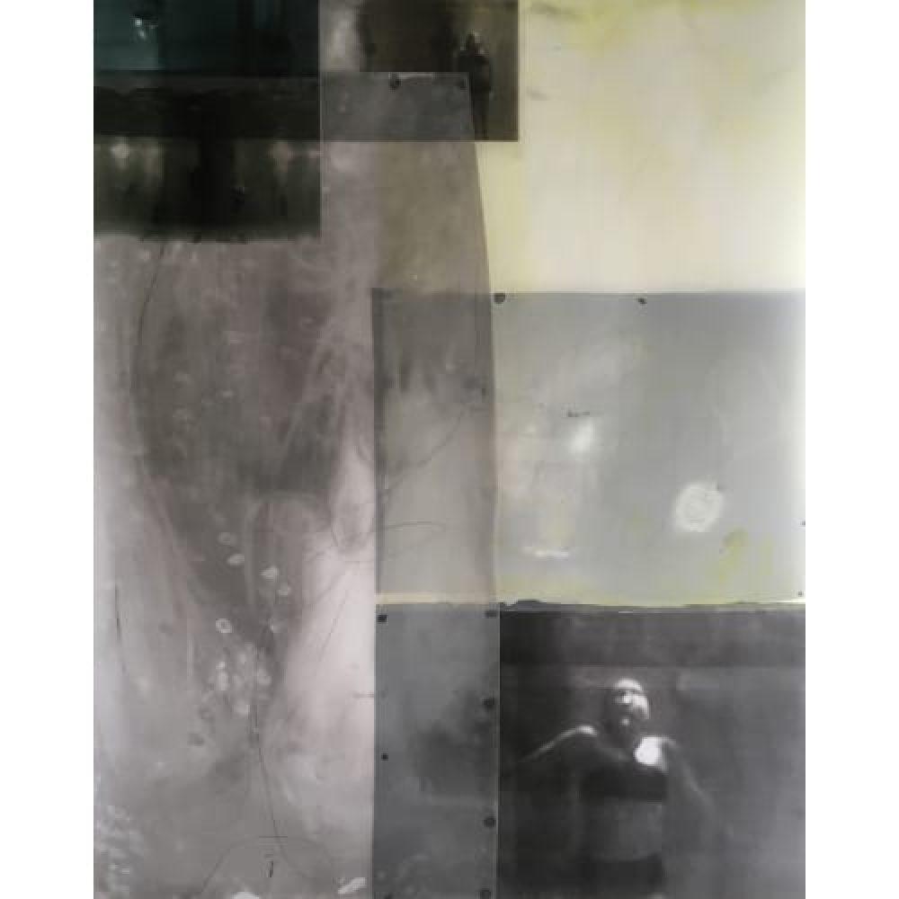 "Don Maynard, ""Swimmer #1"", 2018 - Newzones Gallery, Calgary"
