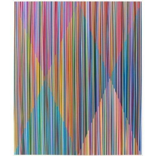 "Bradley Harms, ""Windpower"", 2018, Acrylic on Canvas on Panel, 24 x 20 in. - Newzones Gallery, Calgary"