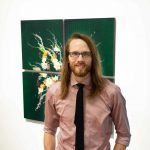Brandon Hearty, Preparator - Newzones Gallery, Calgary