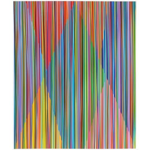 "Bradley Harms, ""Jo Jo the DFB"", 2018, Acrylic on Canvas on Panel, 24 x 20 in. - Newzones Gallery, Calgary"