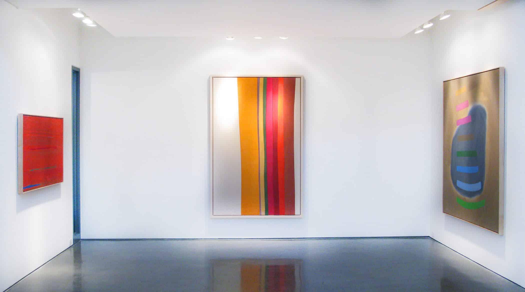 Installation, William Perehudoff,