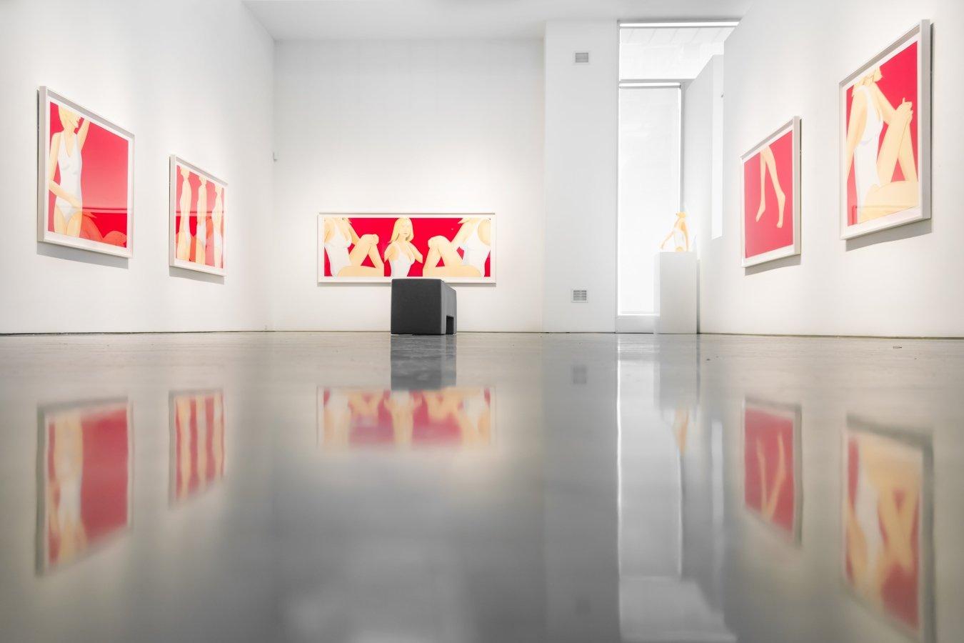 Alex Katz, Installation of