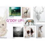 """G'ddy Up!"" group exhibition at Newzones Gallery, Calgary Canada"